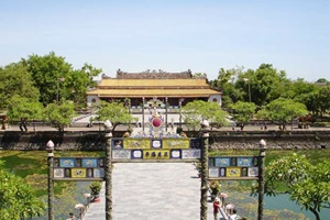 Hue-The Imperial Capital of Vietnam