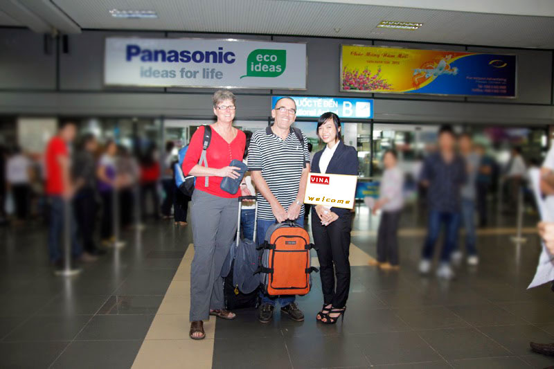 How to get to Hanoi center from the airport