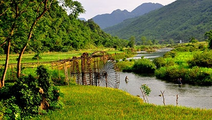 Pu Luong Nature Reserve in Vietnam- an ideal destination for eco-tourists