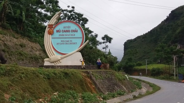 How to get to Mu Cang Chai