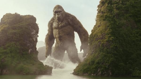 Exotic Vietnam destinations were filmed on Kong Skull Island