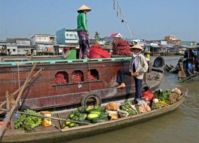 Mekong Delta Cruise My Tho and Ben Tre Tour