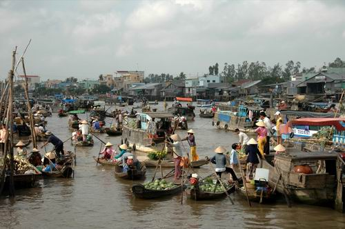 Authentic Mekong Delta Tour