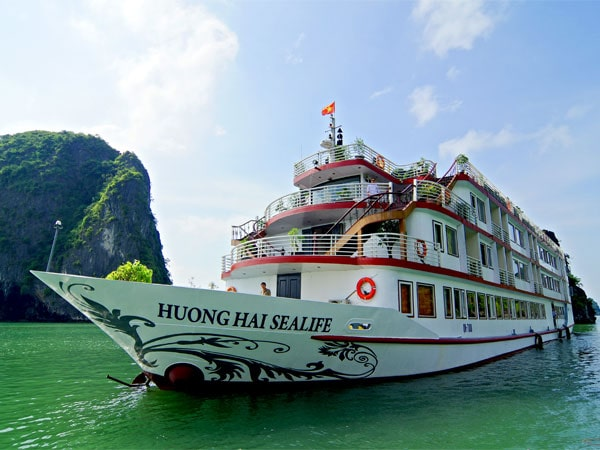 Huong Hai Sealife Cruise 3 days
