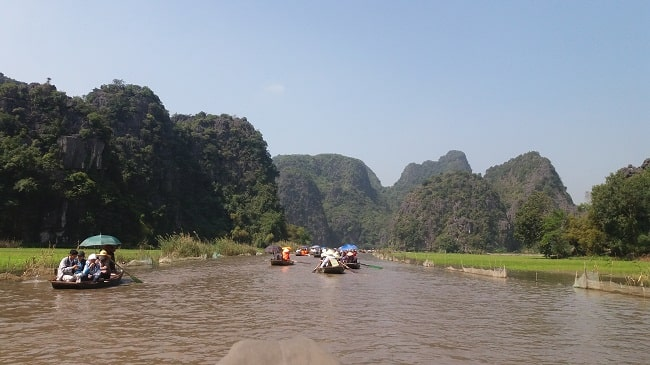 Hoa Lu Trang An Tour