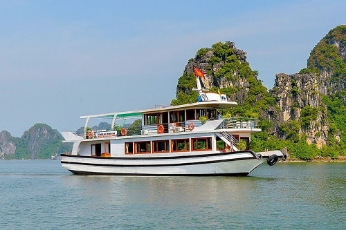 Special Halong bay day tour on Wonder Bay Cruise