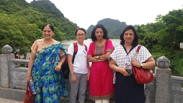 Ninh Binh Kong Skull Island Tour 2 days