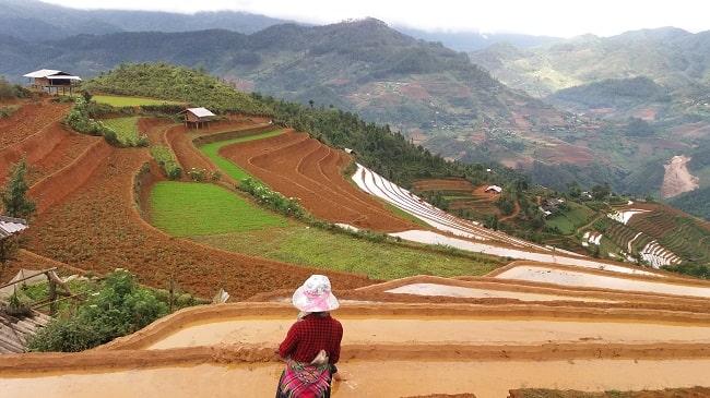 Mu Cang Chai trekking tour 3 days