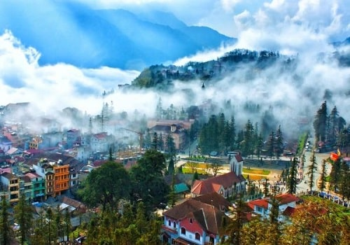 Sapa day trip from Hanoi