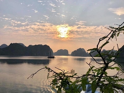 The Stunning Lan Ha bay & Cat Ba island tour on Sunlight Boutique Cruise