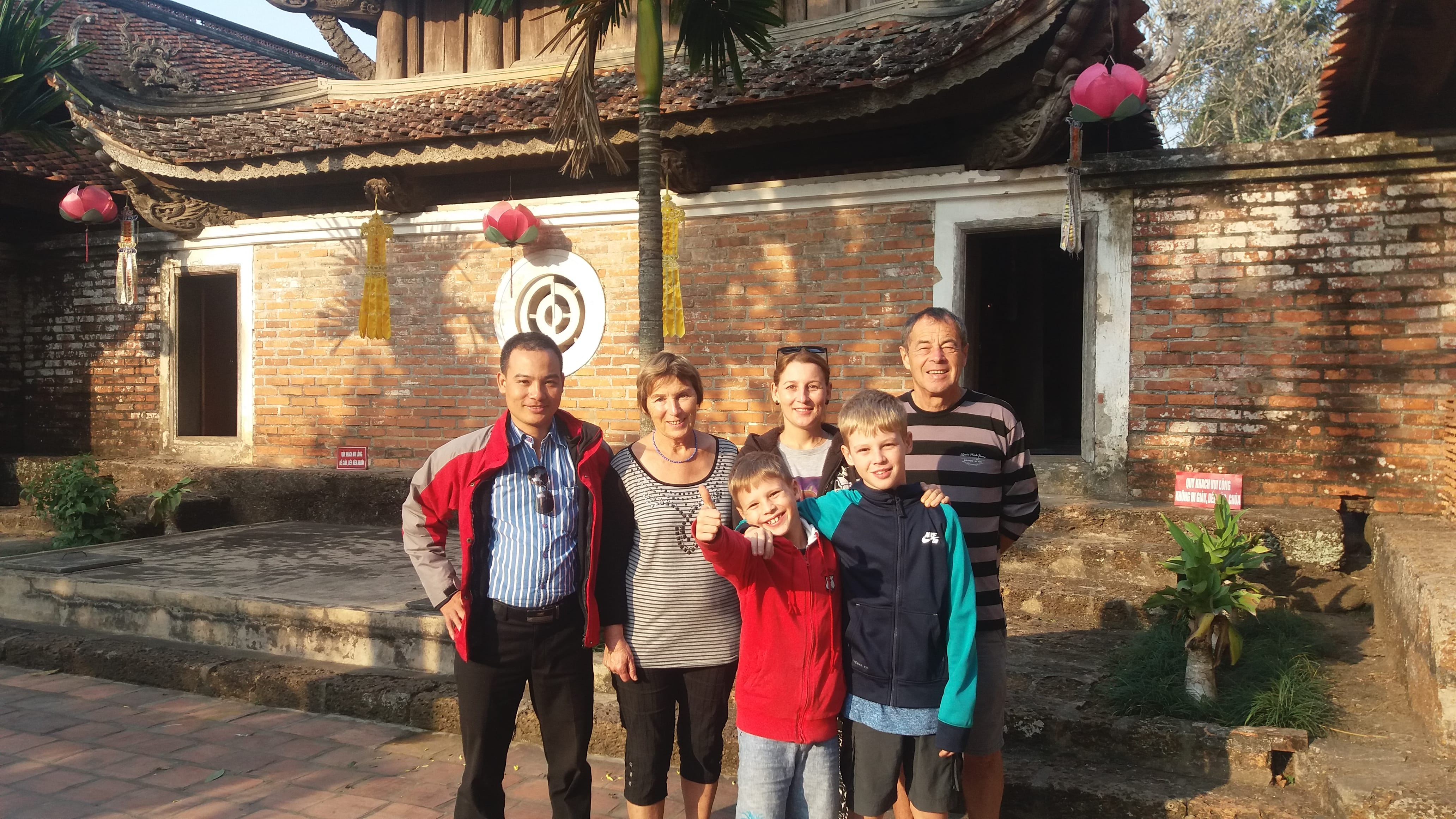 Vietnam Family Vacations with kids 9 days