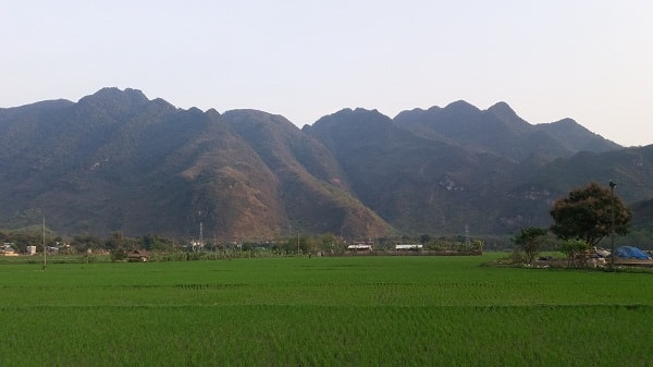 Intensive trekking tour to Mai Chau & Pu Luong nature reserve 4 days
