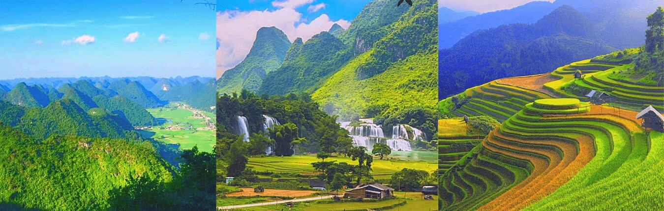 Untouched places in Vietnam