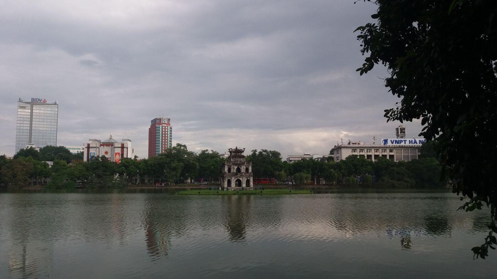 Hoan iem Lake, Hanoi