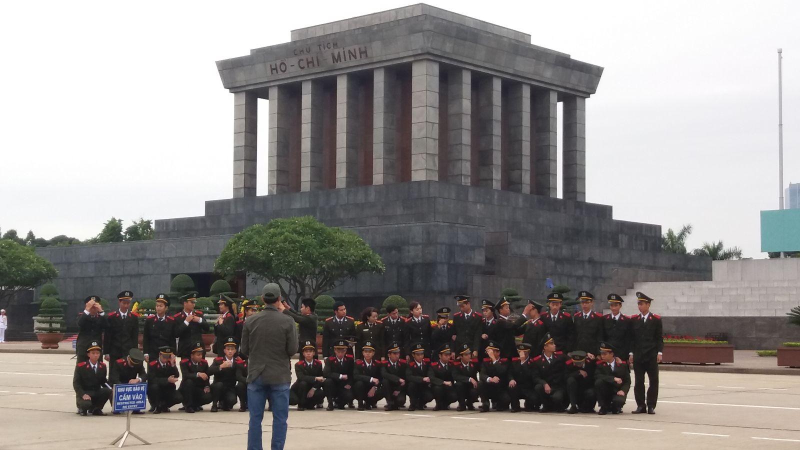 Ho Chi Minh Mausoleum2