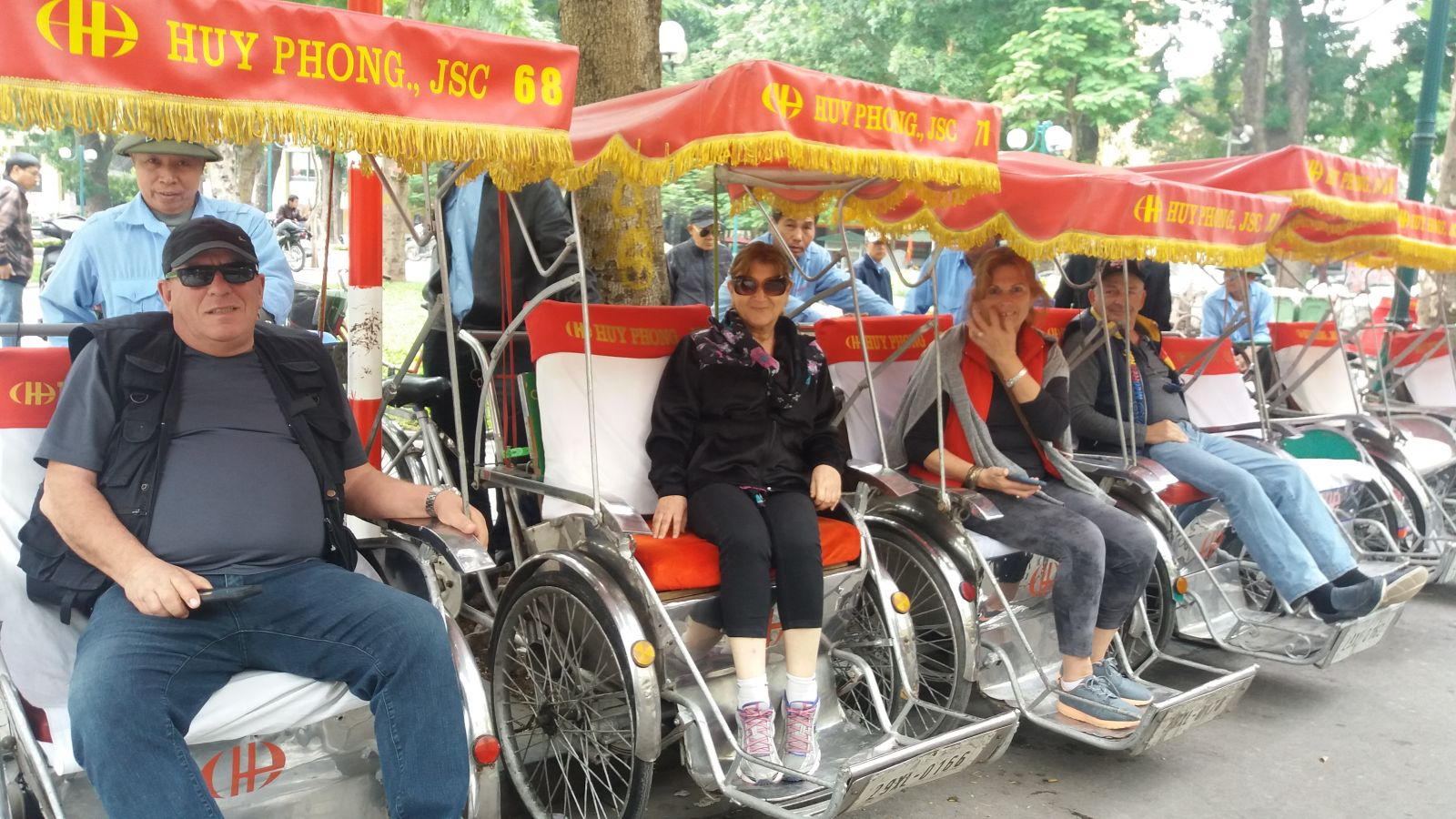 Hanoi city Tour -cyclo