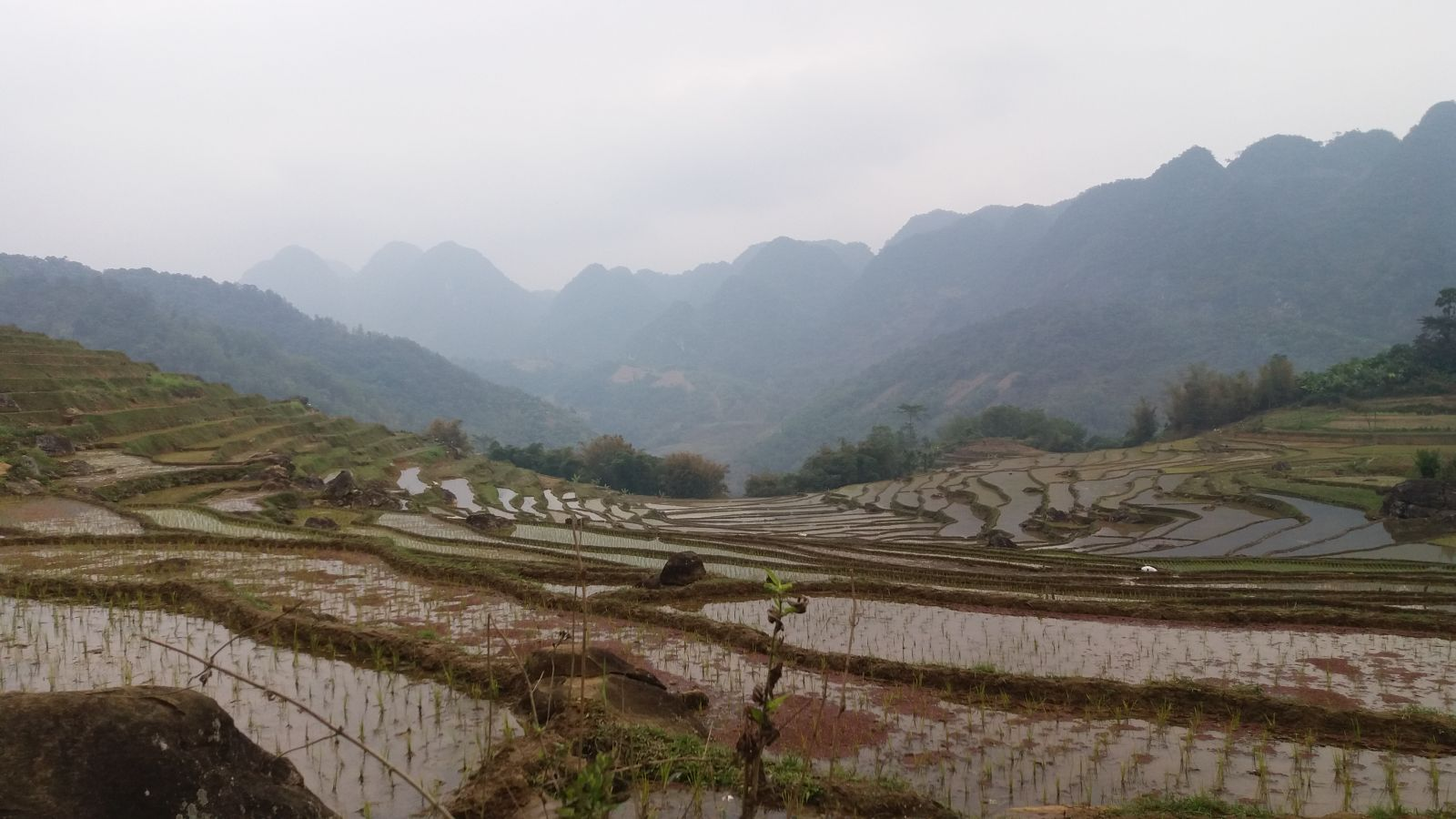 Pu Luong Nature Reserve Trekking Tour - Kho Muong villages