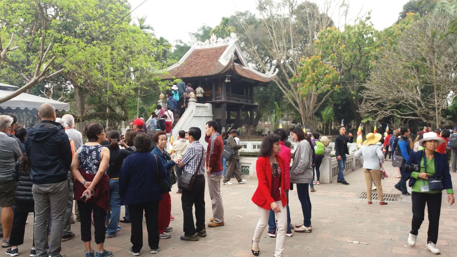 Hanoi history- one pillar pagoda
