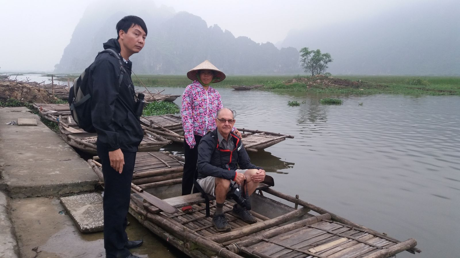 Hoa Lu - Van Long Nature Reserve Day Tour11