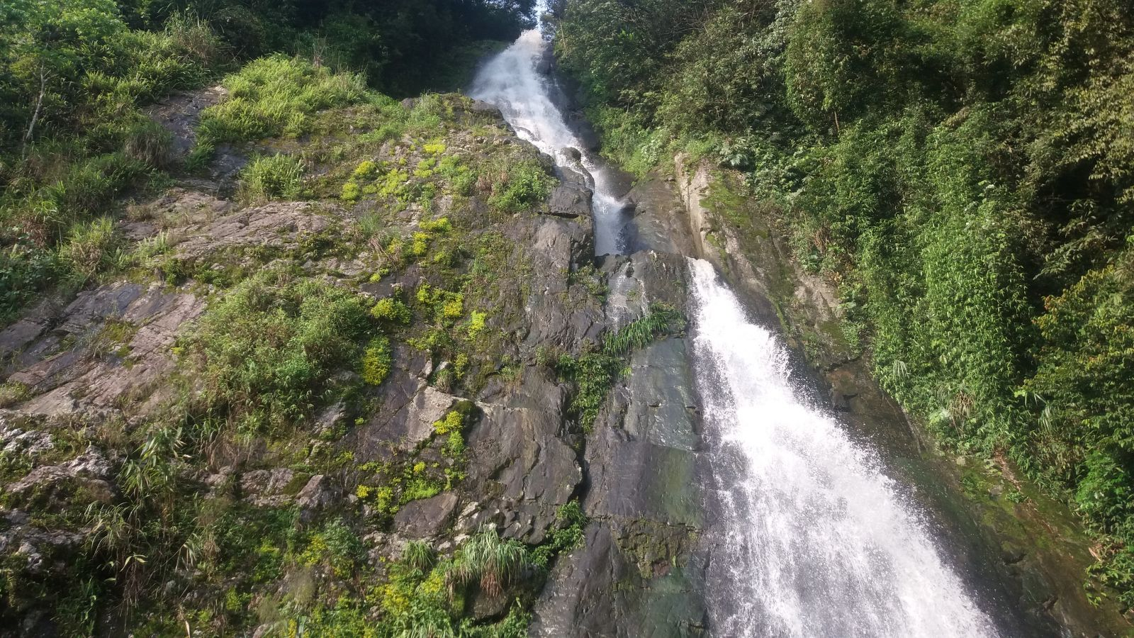 Tam Dao Day Tour -Waterfall