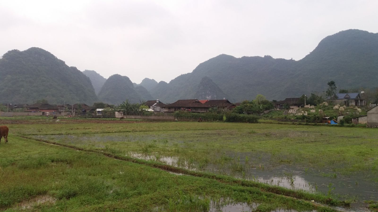 Bac Son travel experience in Quynh Son village