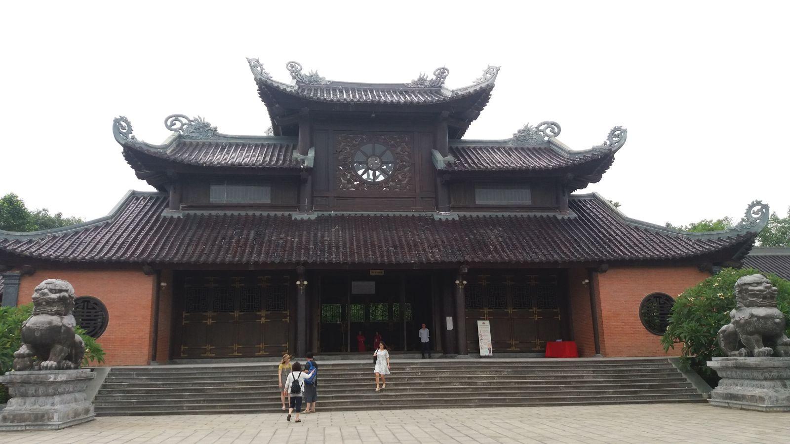 Baidinh pagoda-Ninh Binh