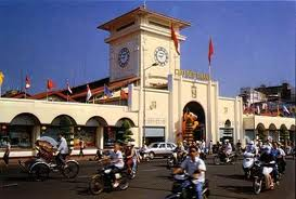 Ho Chi Minh Travel Guide-Ben Thanh Market