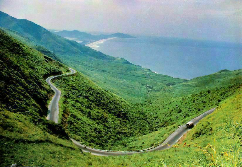 Central Vietnam highlight - Hai Van Pass