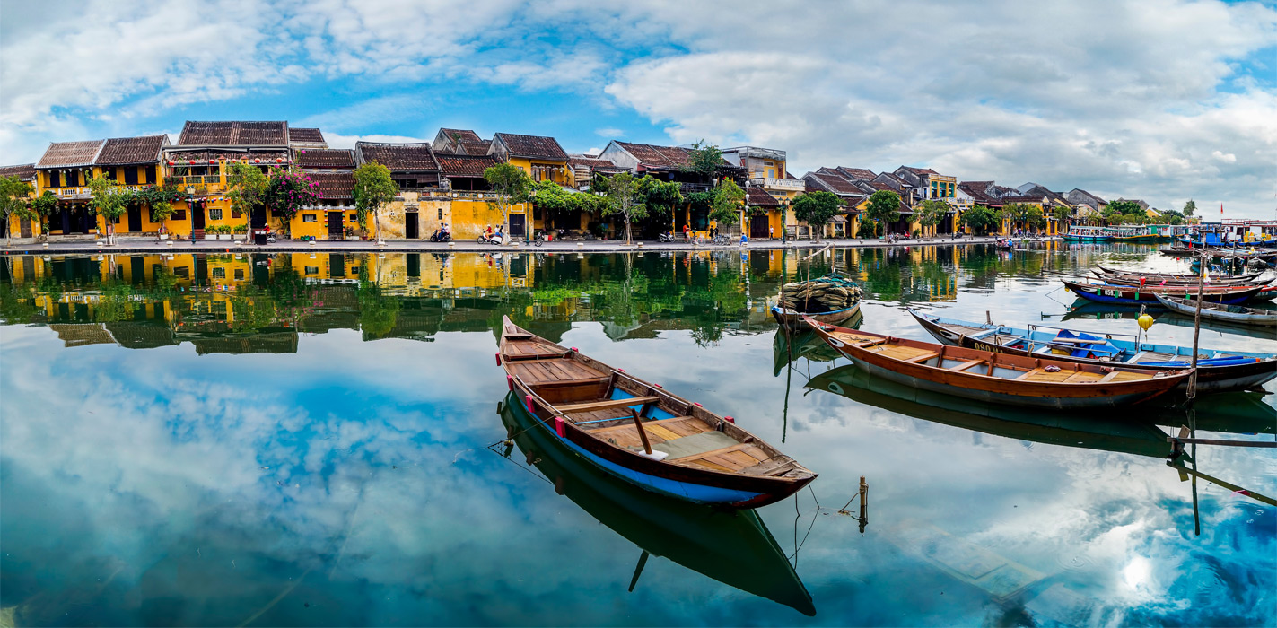 Central Vietnam - Hoi An ancient town