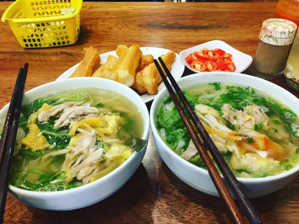 Chicken Noodle Hanoi