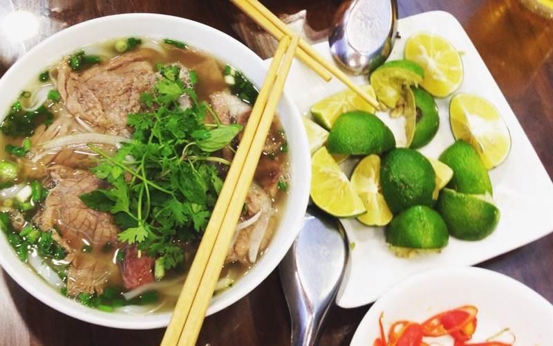 Beef Noodle Hanoi