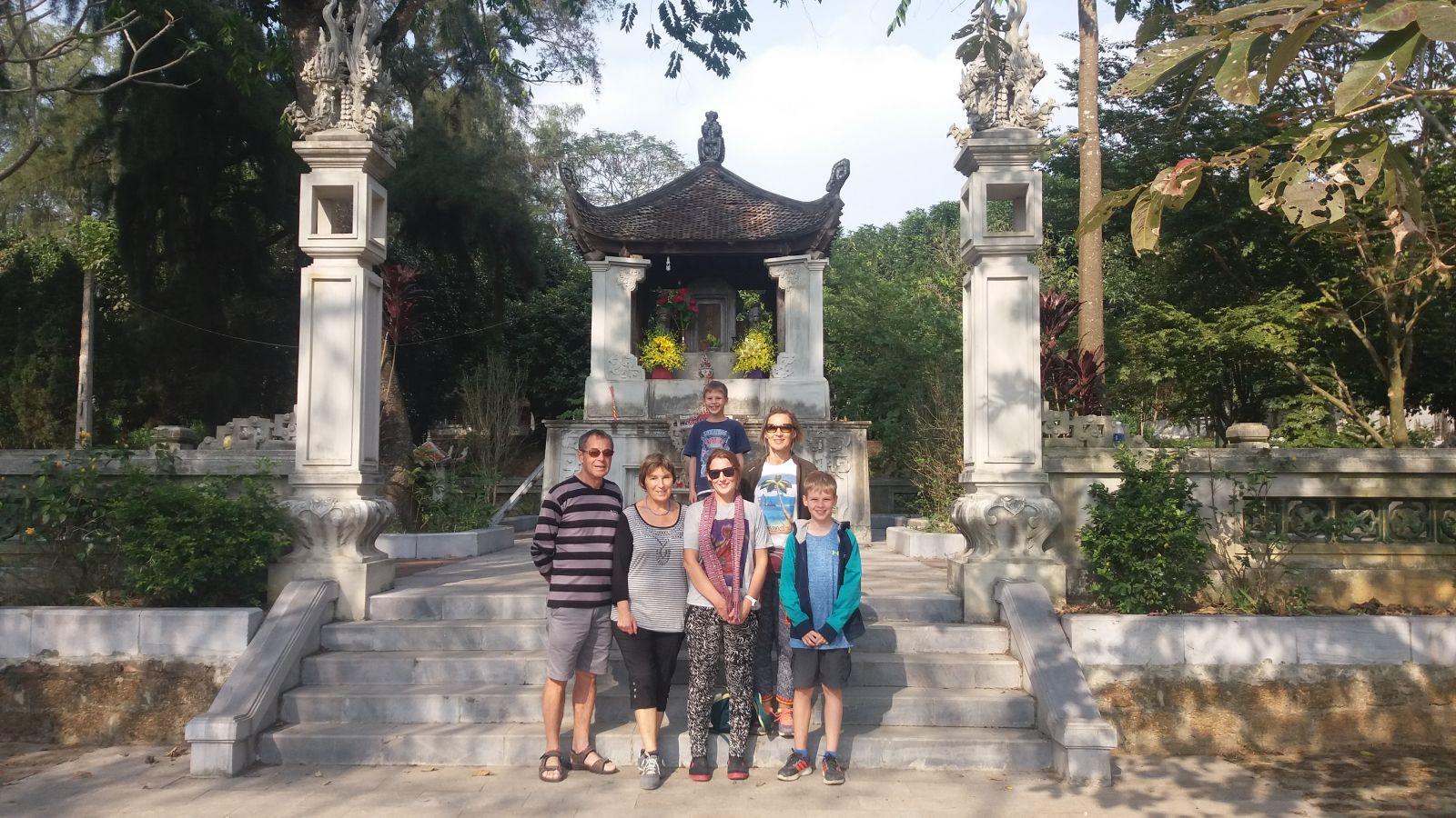 Ngo Quyen Tomb