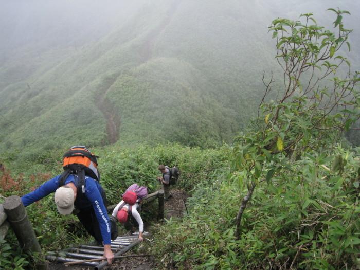 Fansipan summit trek