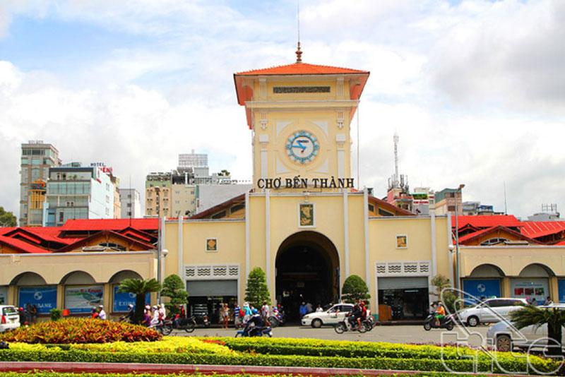 market Ben Thanh -HCM