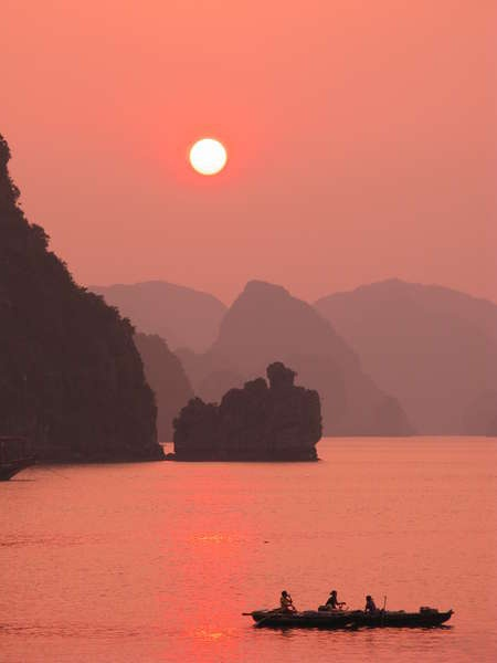 Vietnam World Heritages-Halong Bay