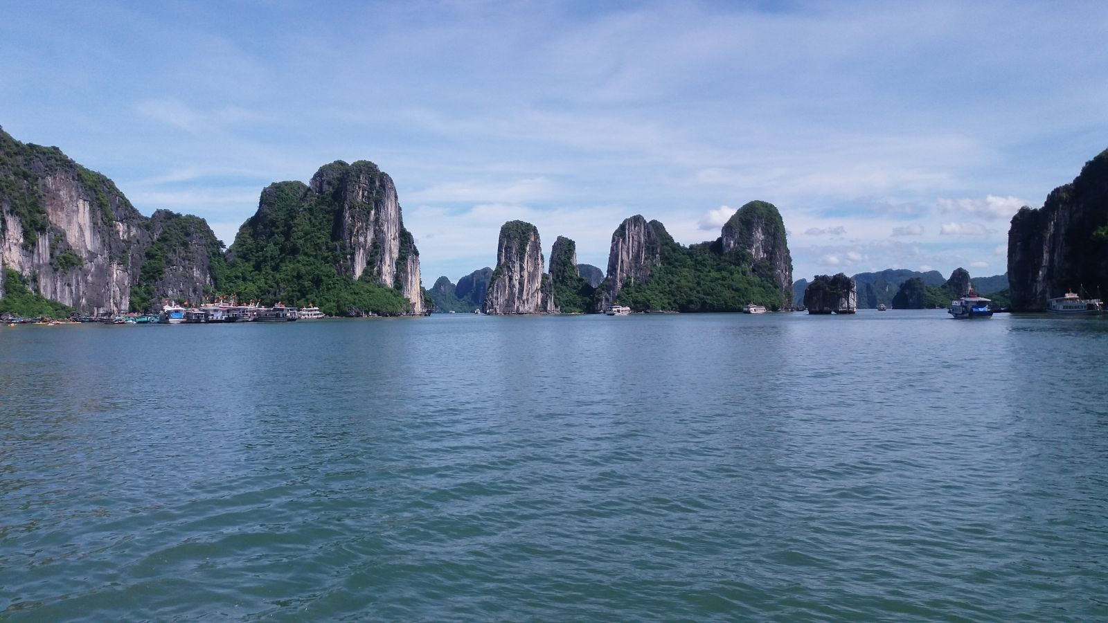 Halong bay Landscapes