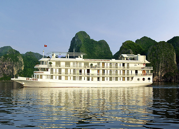 Halong Travel Guide-Halong Bay Cruise