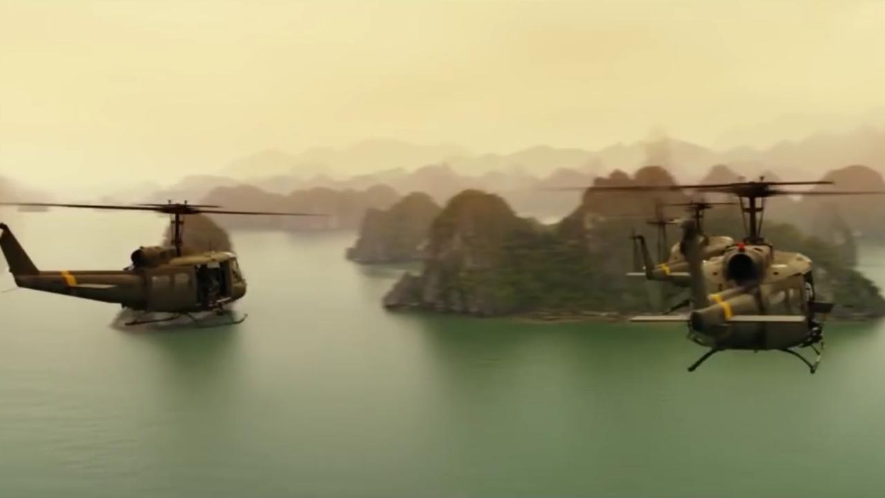Halong bay-Kong Skull Island2