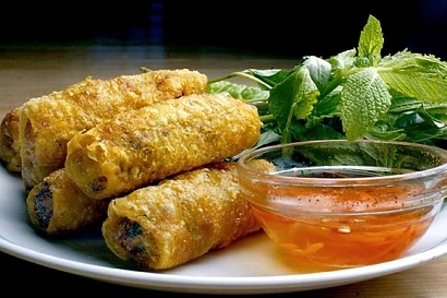 North Vietnam Tours with street food in Hanoi