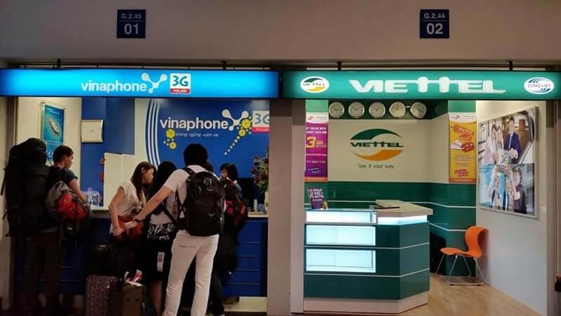 Travel Hanoi- mobile data