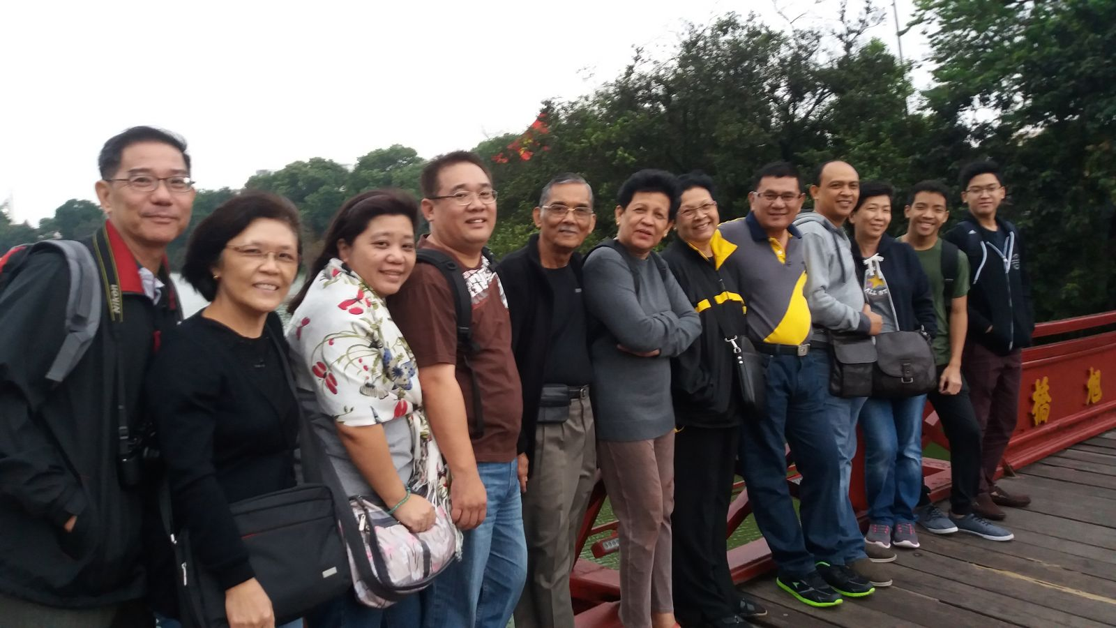 Hanoi tour package from Malaysia 11