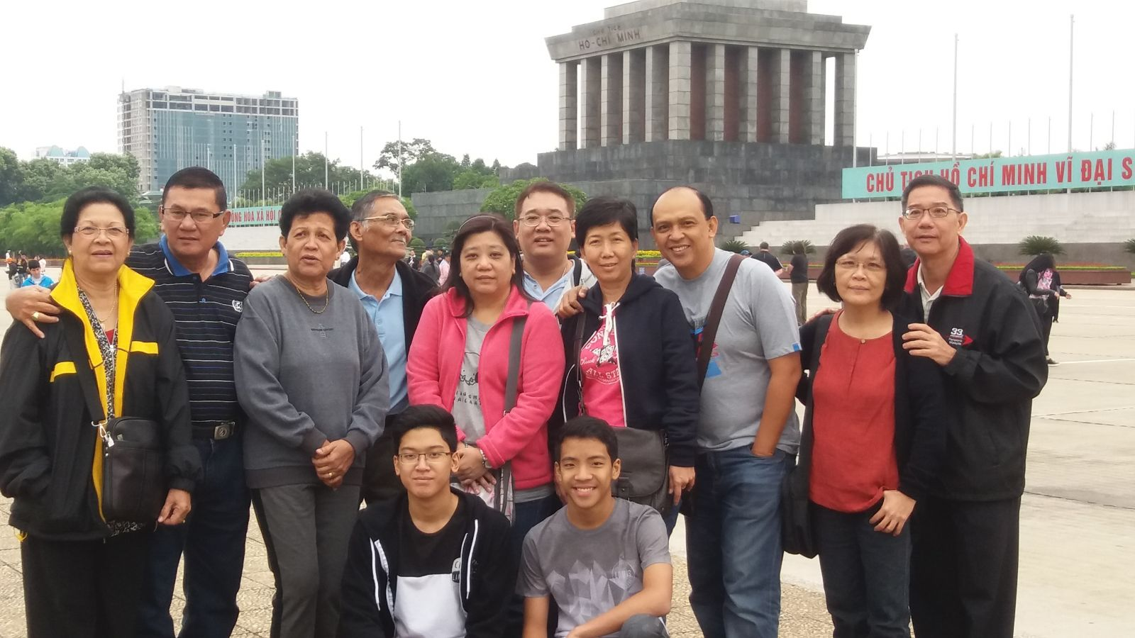 Hanoi Tour Packages with a family from Malaysia