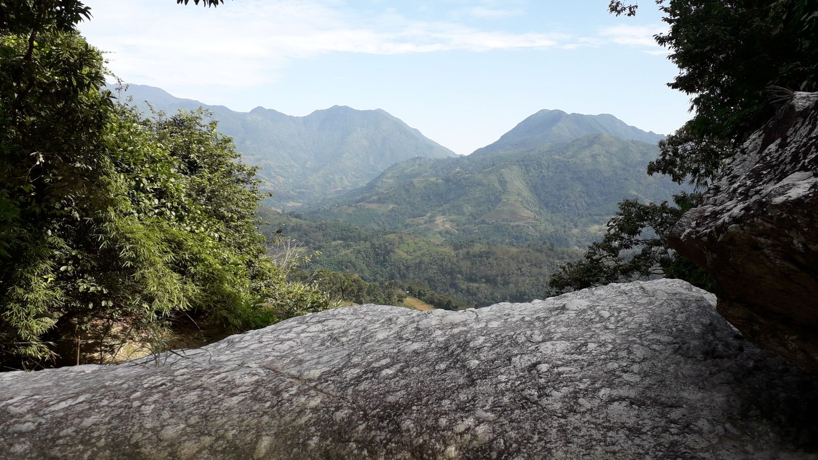 Hoang Su Phi landscape of mountain & valley