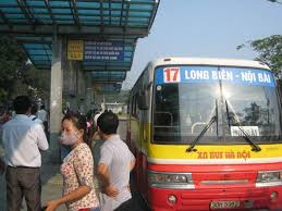 How to get to Hanoi center from Noibai airport