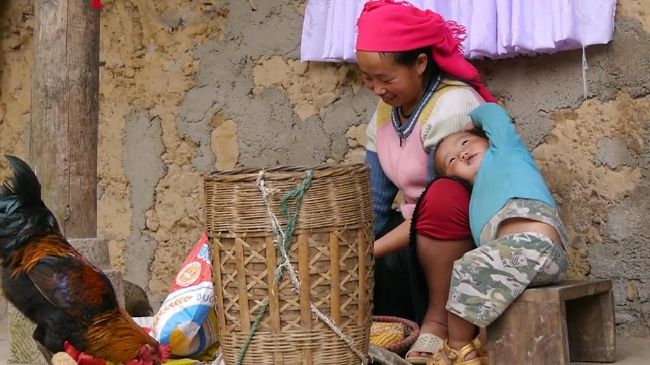 Local ethnics in Ha Giang
