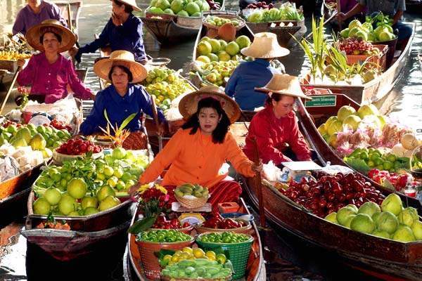 Scenic Southern Vietnam Tours-Chonoi