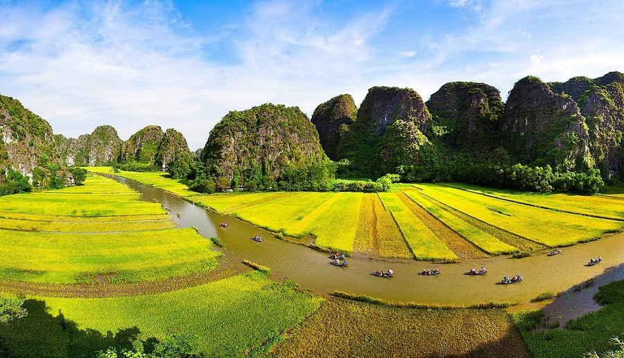 Vietnam Holiday Package to Ninh Binh