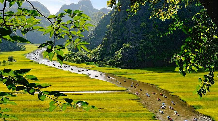 Tam Coc-Ninh Binh