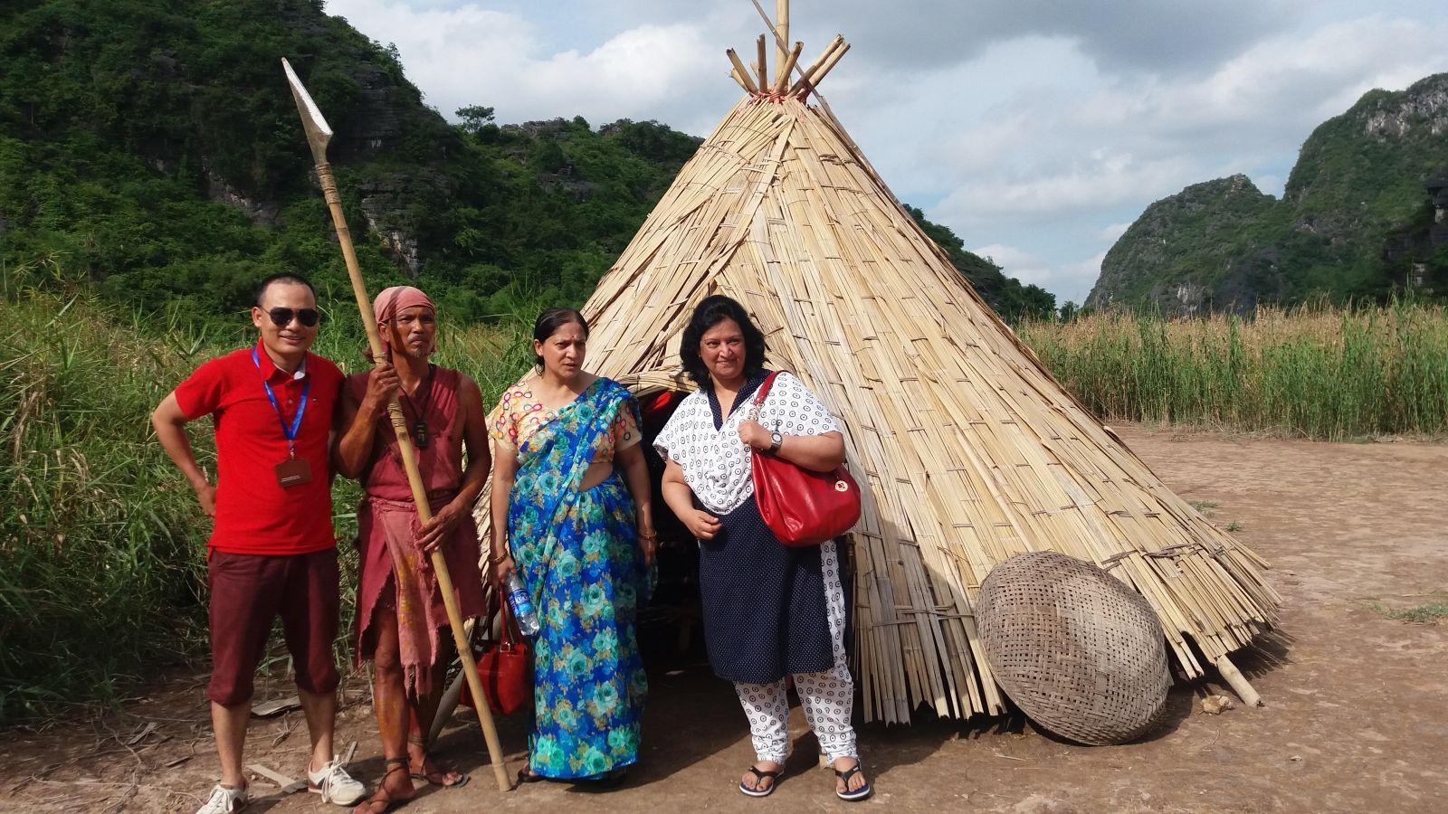 Ninh Binh tour to Trang An