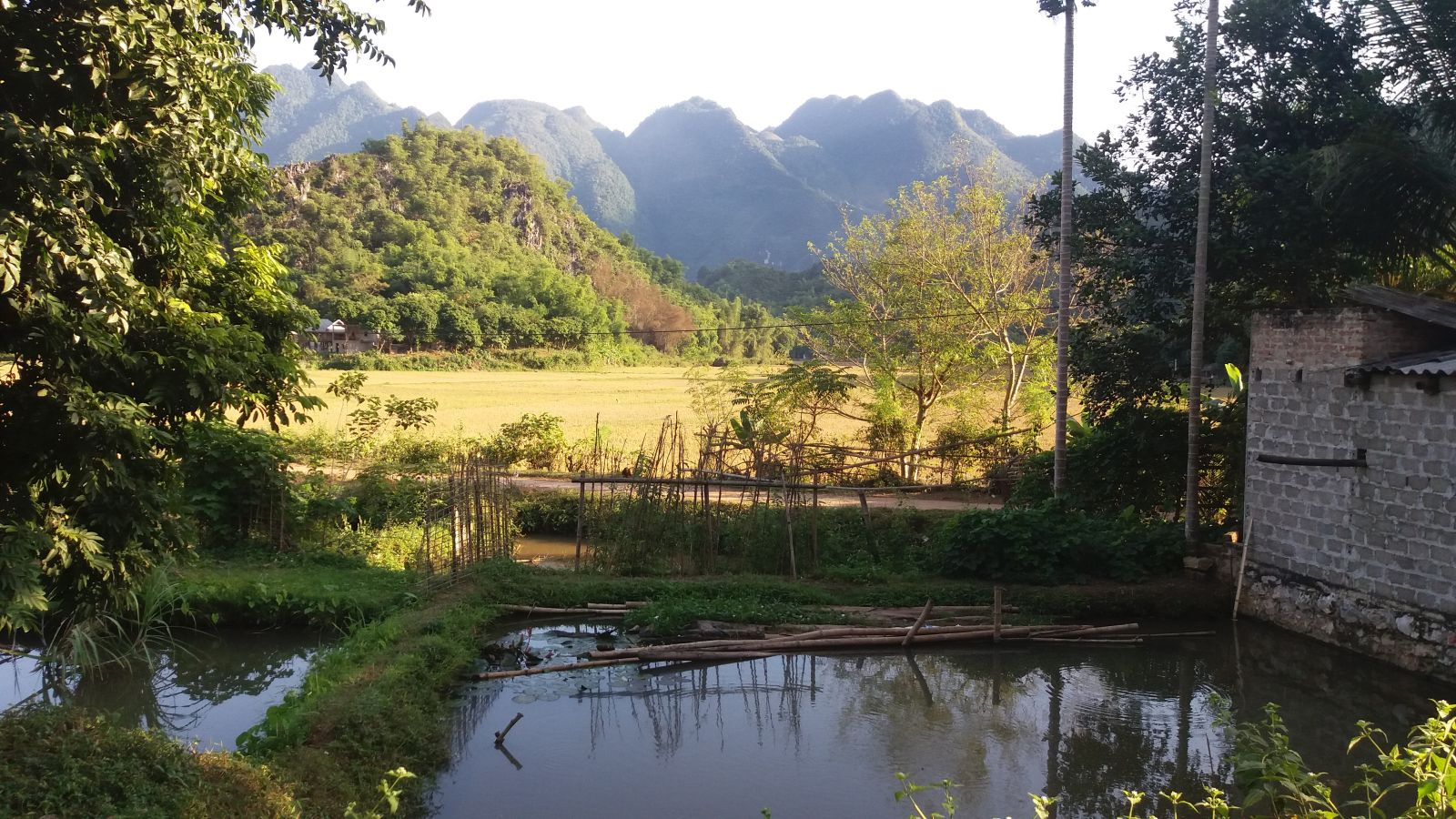 North Vietnam Tour-Mai Chau biking